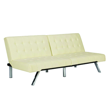 White Lounge Sofa -