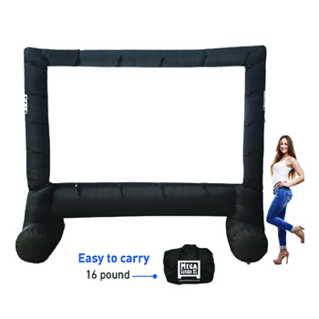 Inflatable Movie Screen -