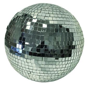 Medium Mirror Ball -