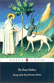 Book cover, The Desert Fathers