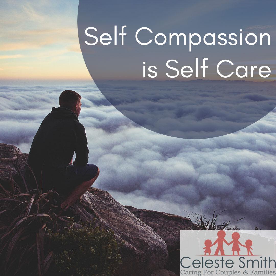 Self-compassion is self-care