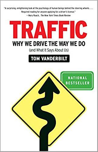 Traffic book cover