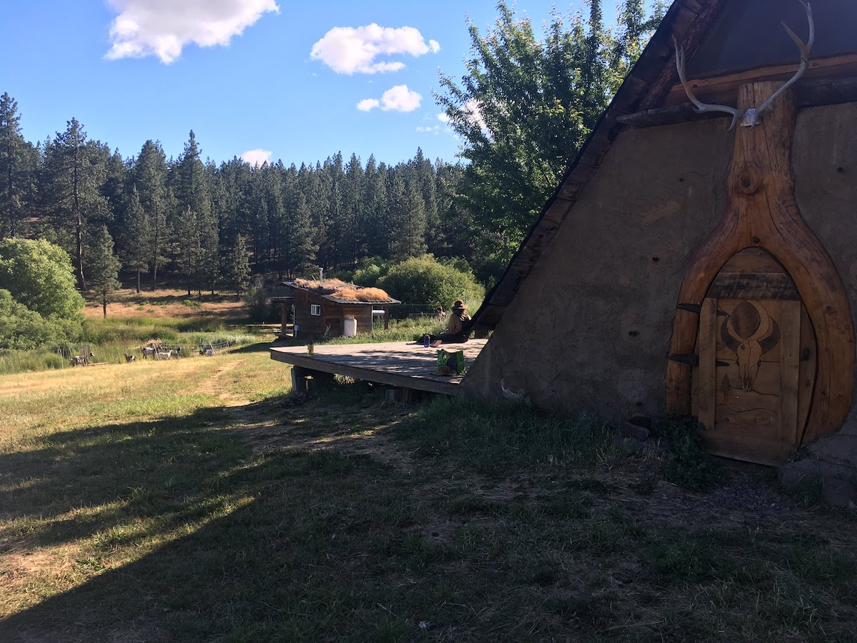 The two-week intensive takes place at beautiful Ekone Ranch in Goldendale.