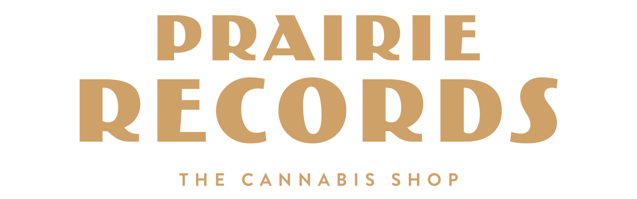 Prairie Records celebrates the instinctual ties between recreational cannabis and music. - 720 Broadway Avenue, Saskatoon, SK