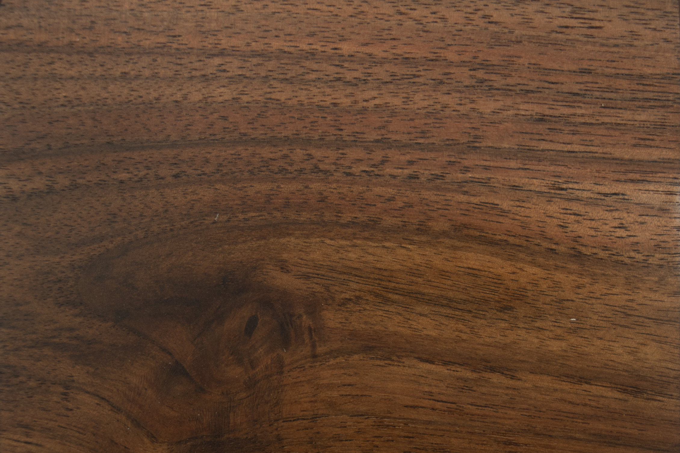 Oiled Natural Walnut