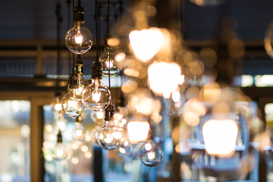 Lighting - From glamorous chandeliers to modern lamps, come find lighting that looks like a million bucks, but only costs a fraction of what you'd expect.