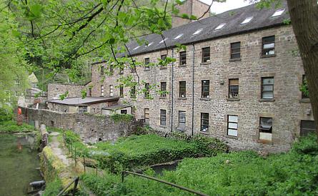 Historic Via Gellia Mill (Bonsall)