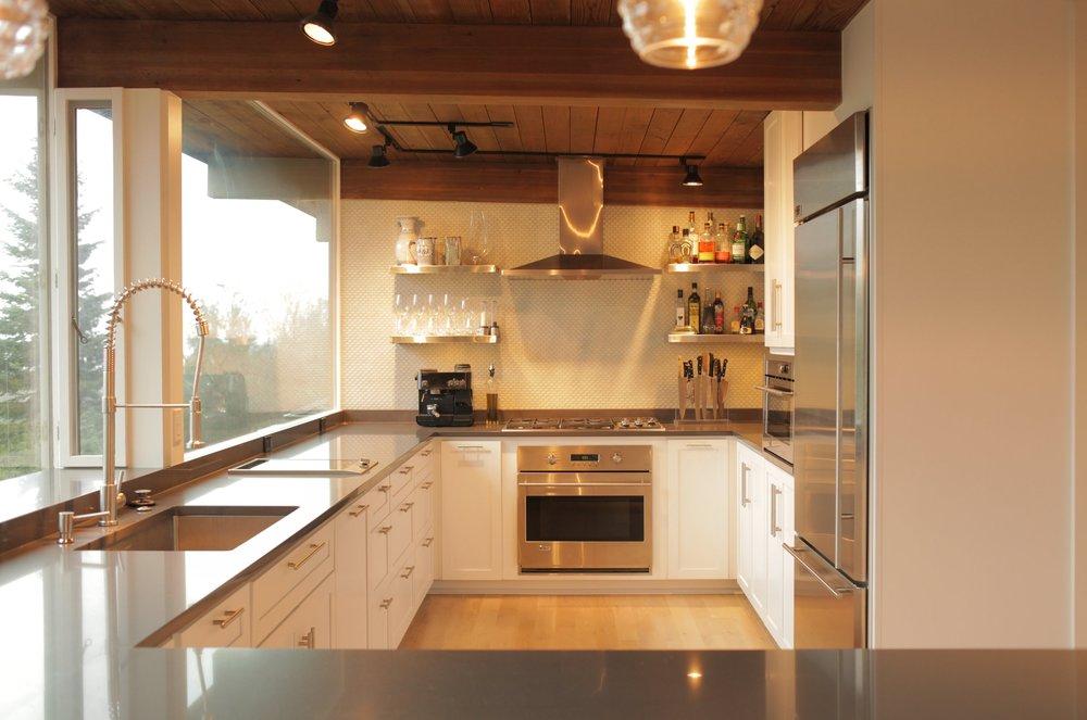 Seattle Kitchen and Bathroom Design
