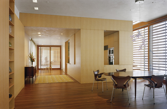 Dining Room, Colorado, by Maya Lin. Photo by Paul Warchol