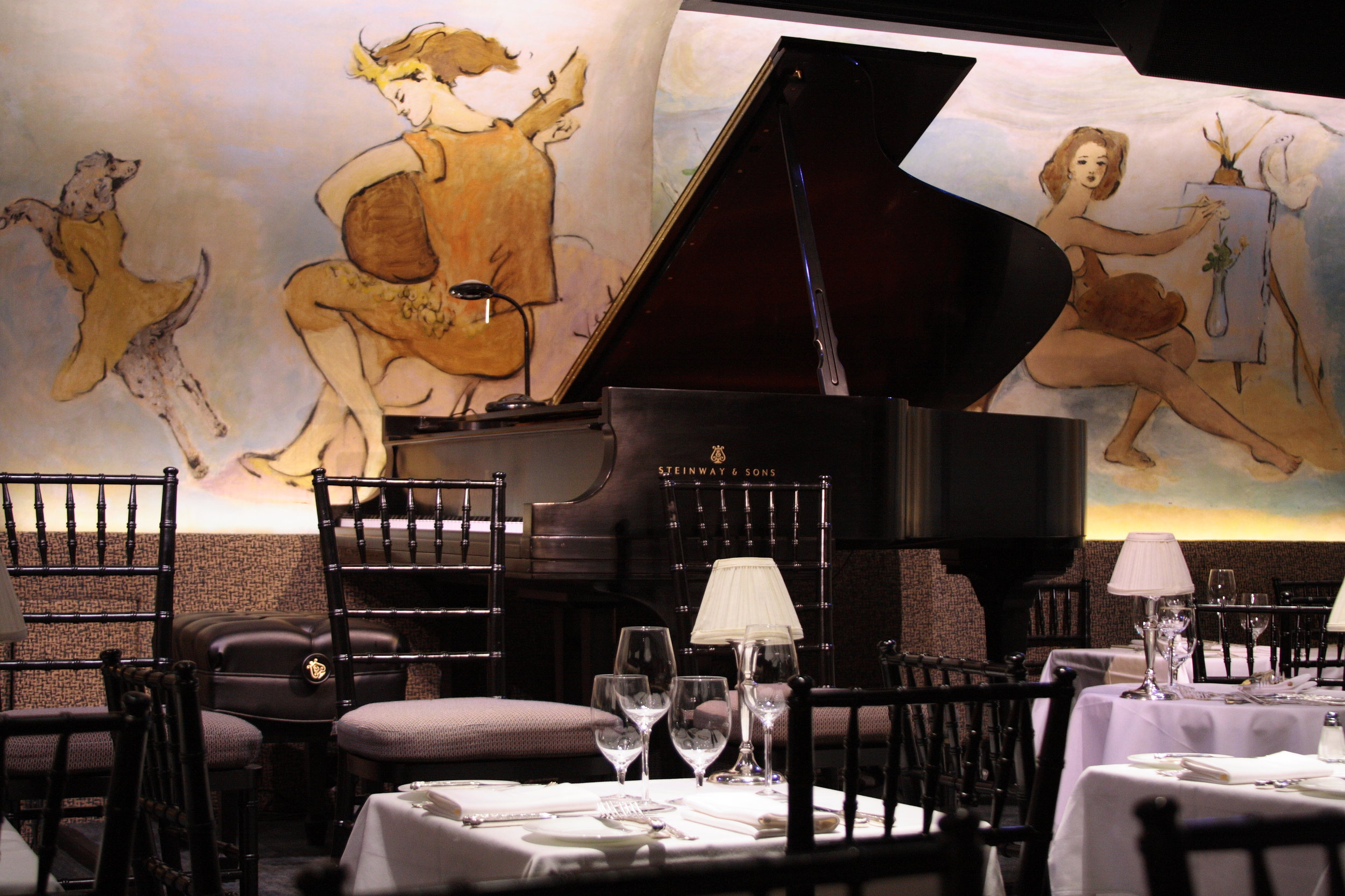 Cafe Carlyle Gallery