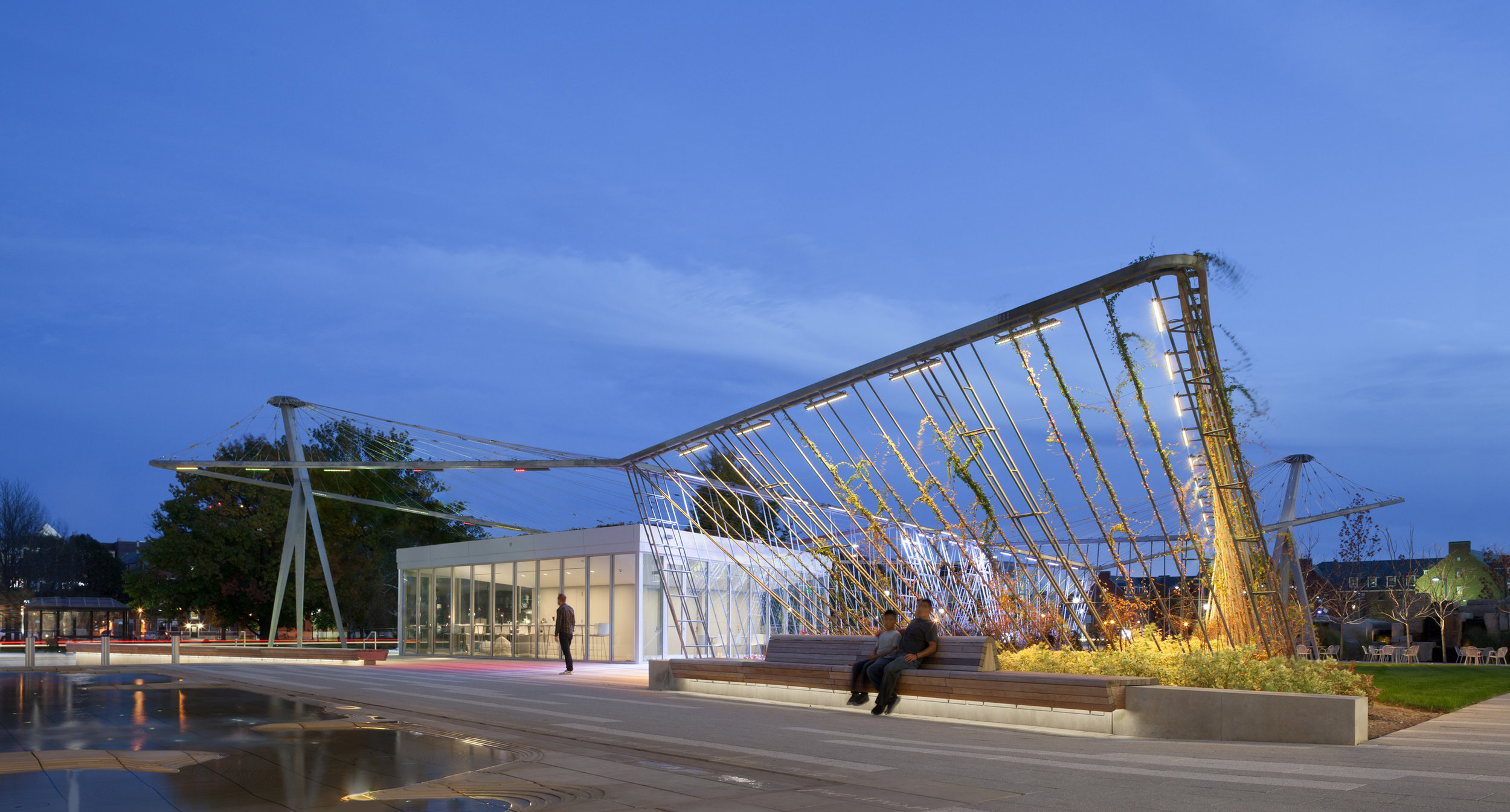 Wishard Pavilion