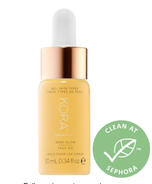 KORA FACE OIL - If I had to chose one product to use the rest of my life it would be this one!