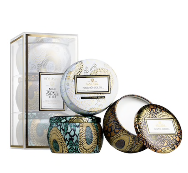 VOLUSPA TRAVEL CANDLES - Who doesn't love candles?