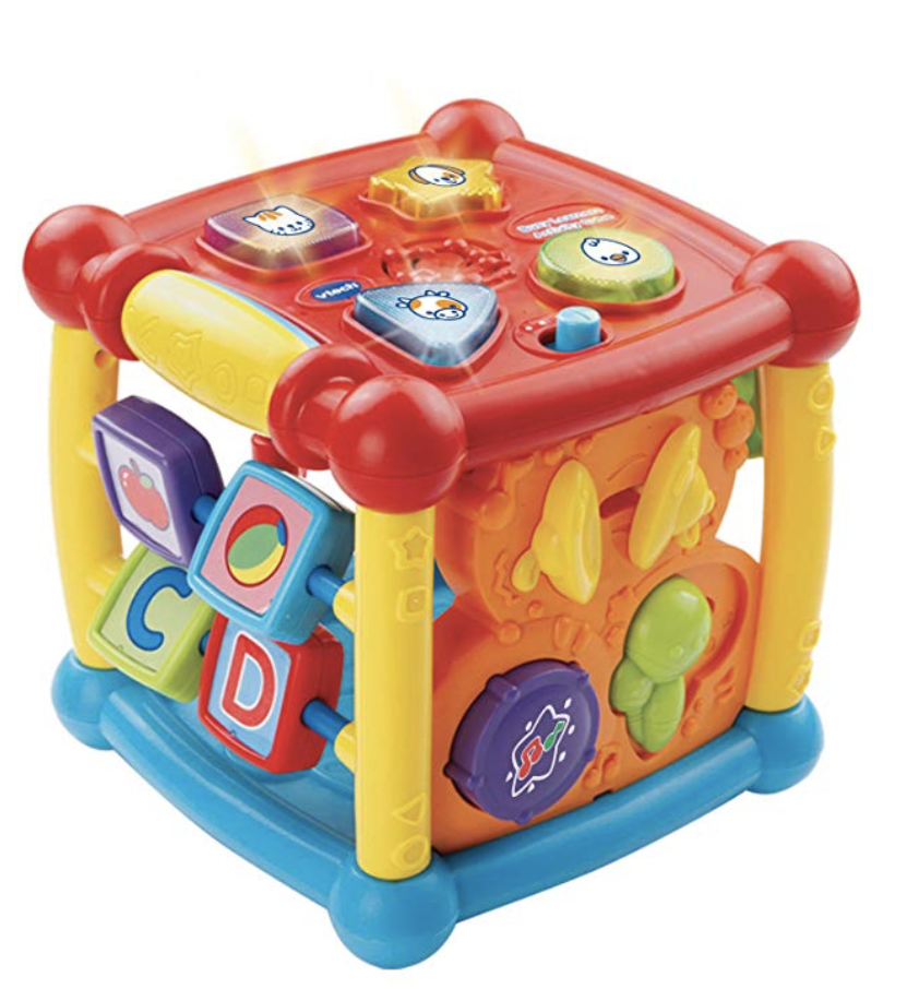 VTECH BUSY LEARNERS CUBE -