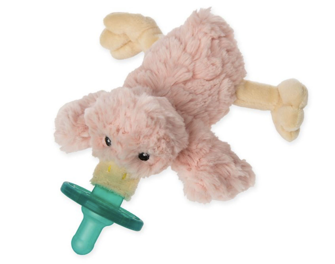 MARY MYER WUBBANUB PACIFIER - Perfect when your little one can't keep their paci in their mouth. So many cute animals to chose from too!