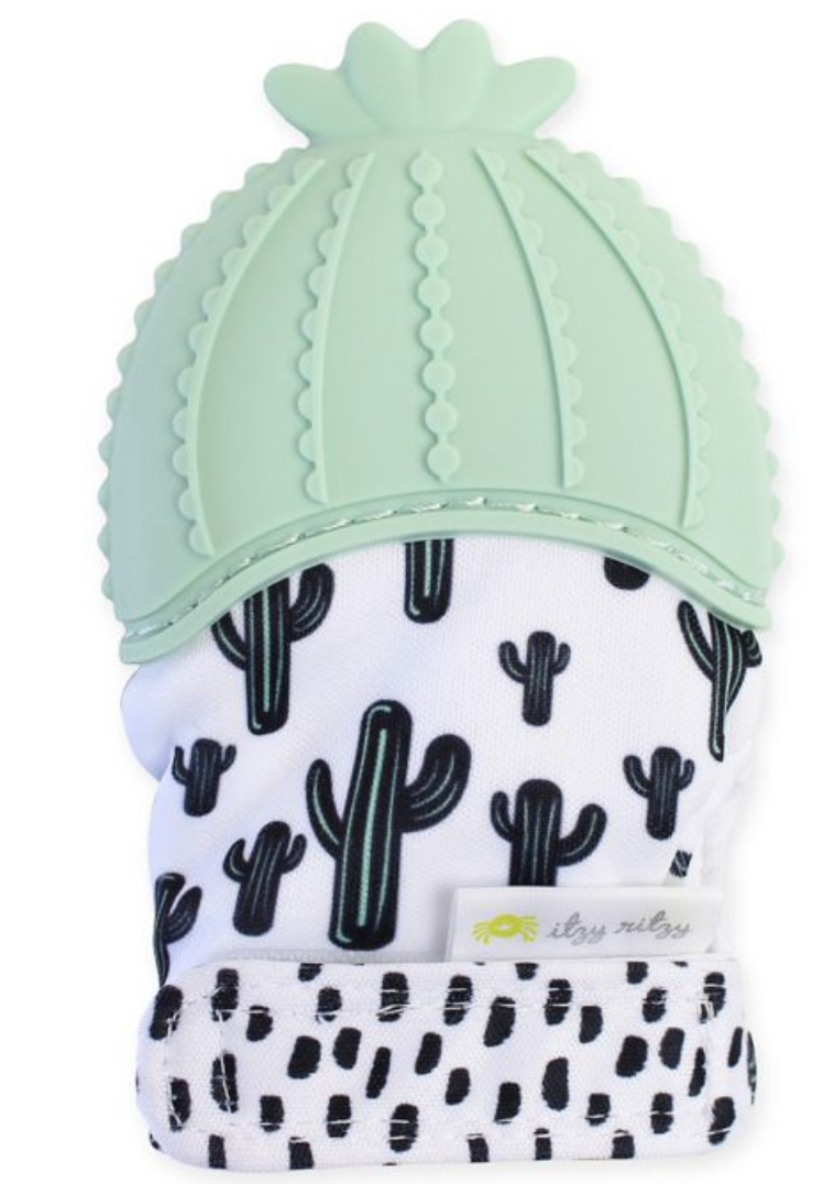 ITZY RITZY SILICONE CACTUS TEETHING -