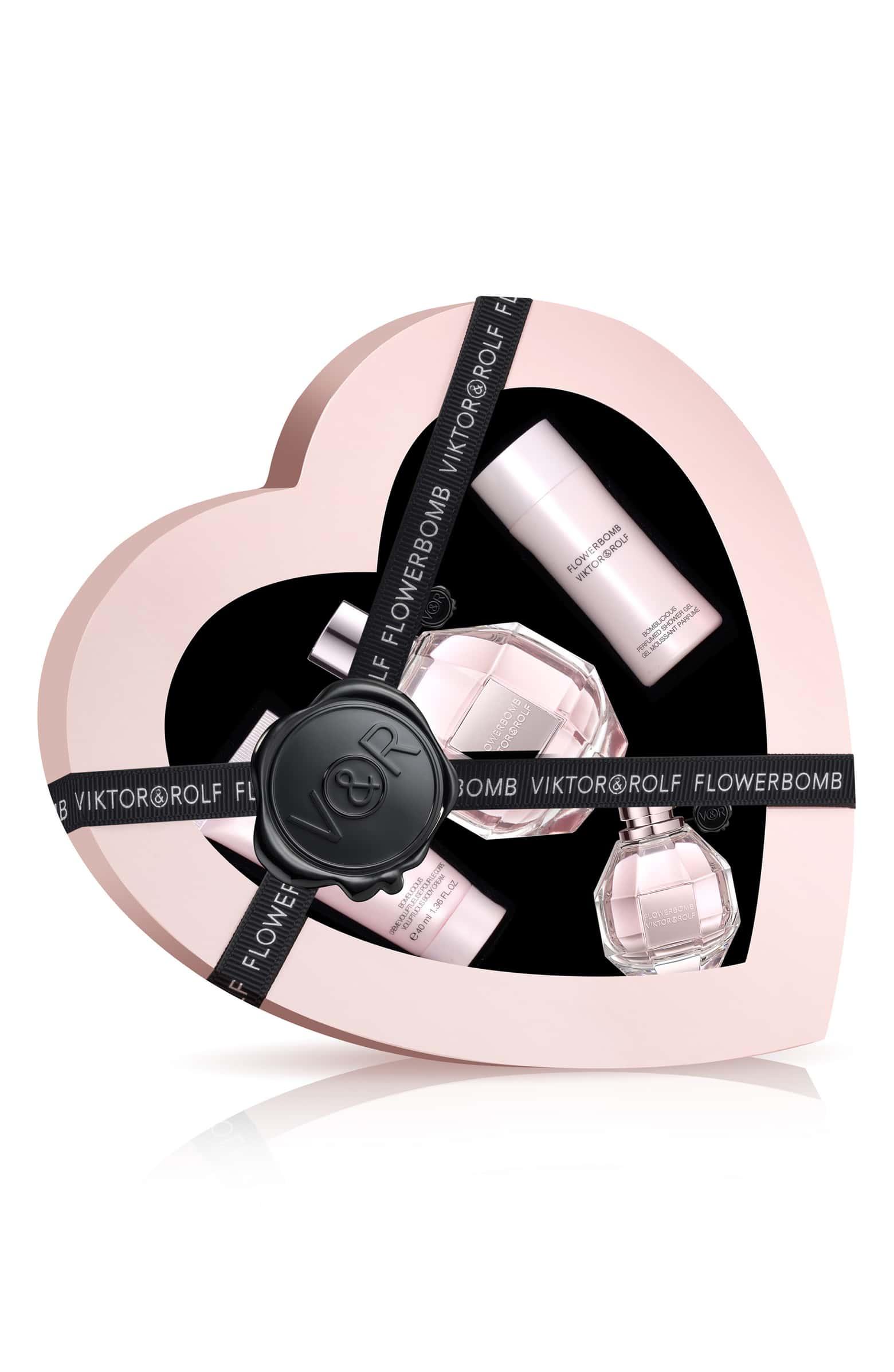 Flower bomb perfume Set -