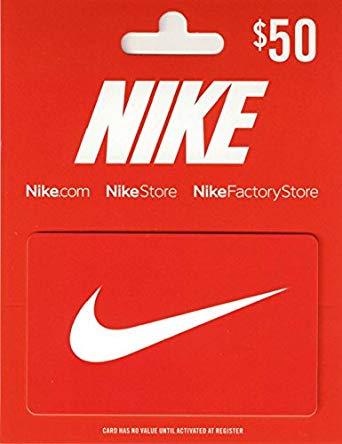 Nike Giftcard -