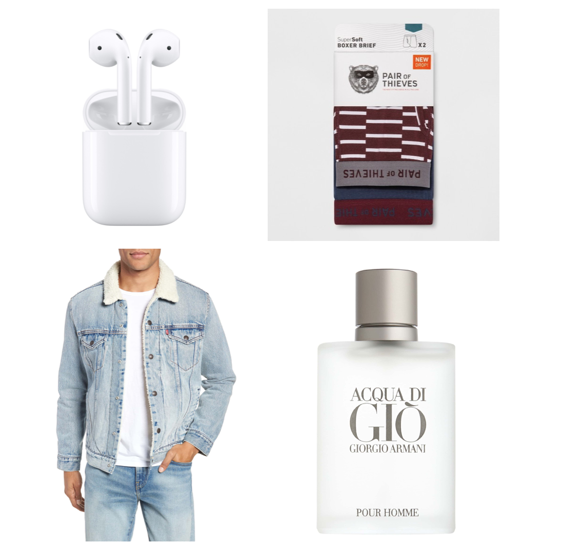Valentines Gift Guide for Him -