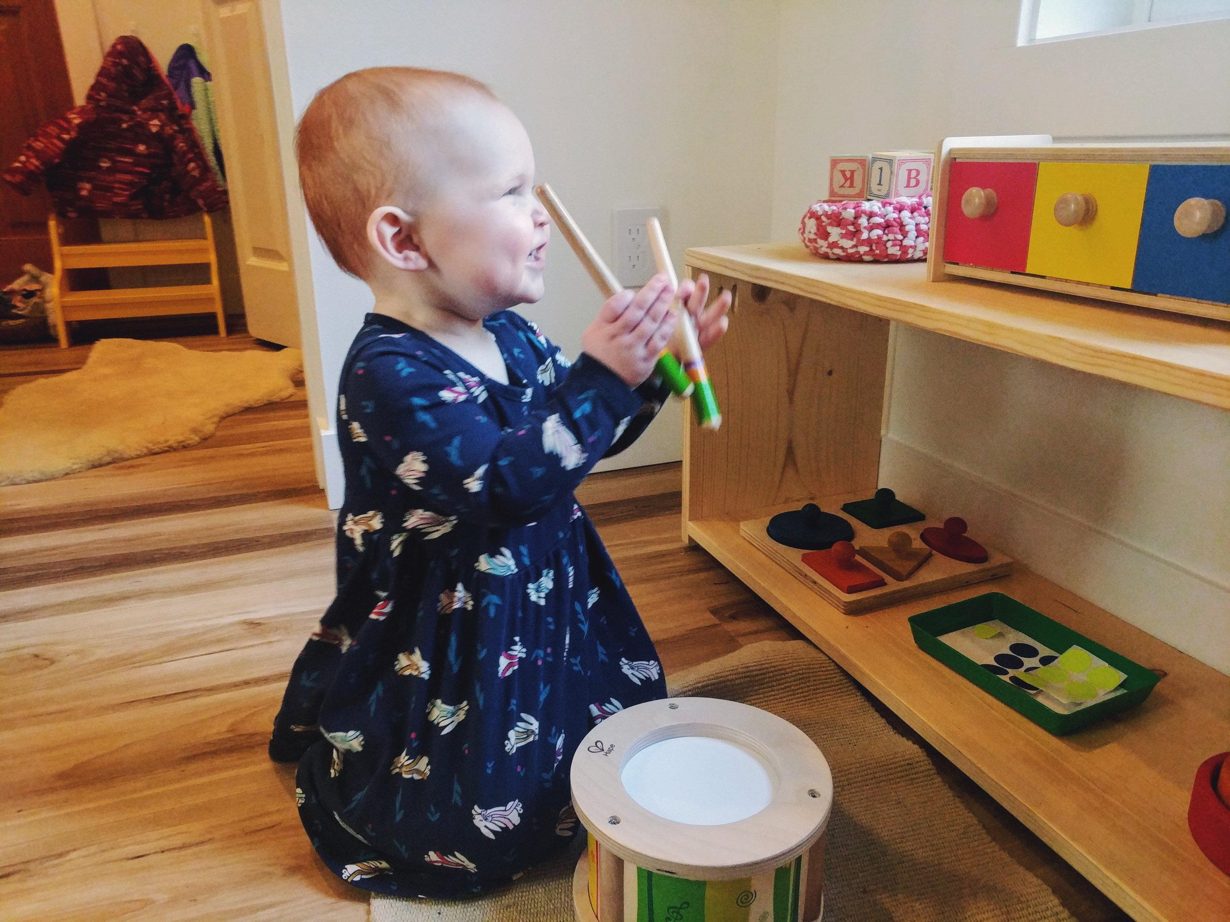 Montessori in Real Life