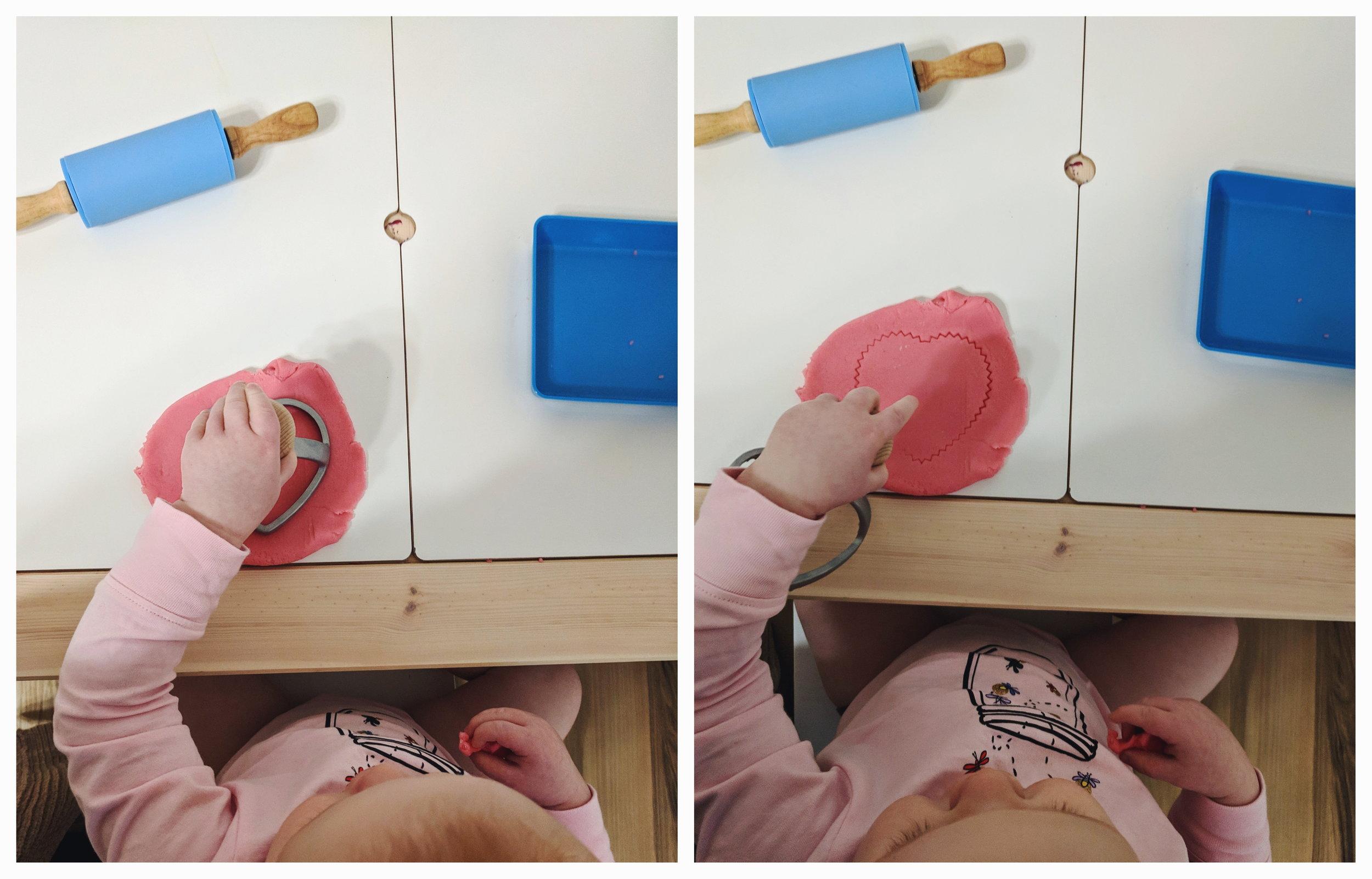 Toddler Valentine's Day - Montessori in Real Life