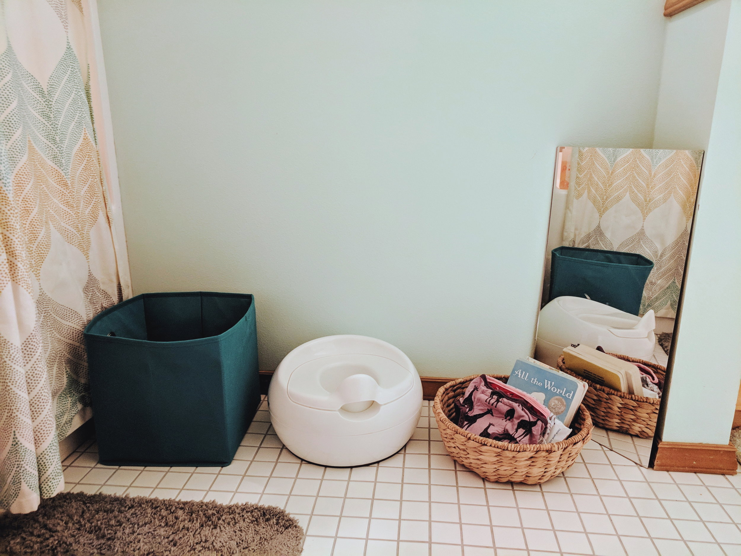 Toilet Learning - Montessori in Real Life