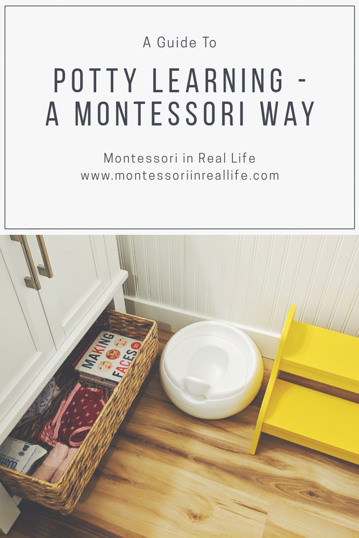 Potty Learning - Montessori in Real Life