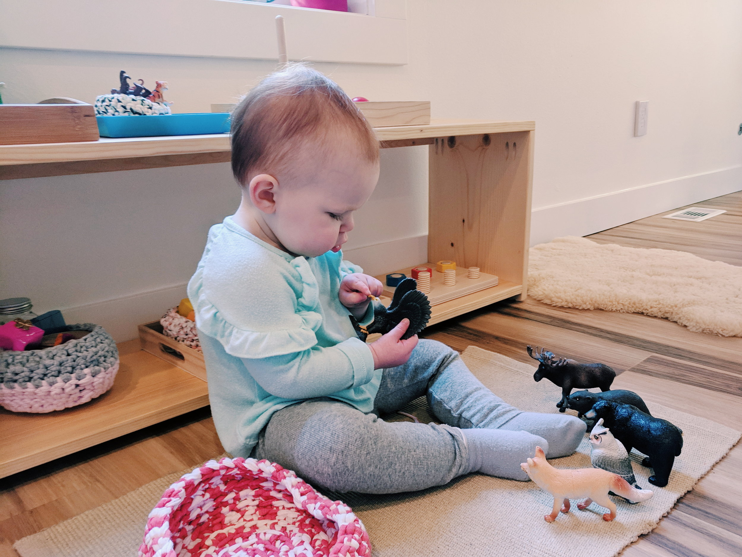 Giving Lessons - Montessori in Real Life