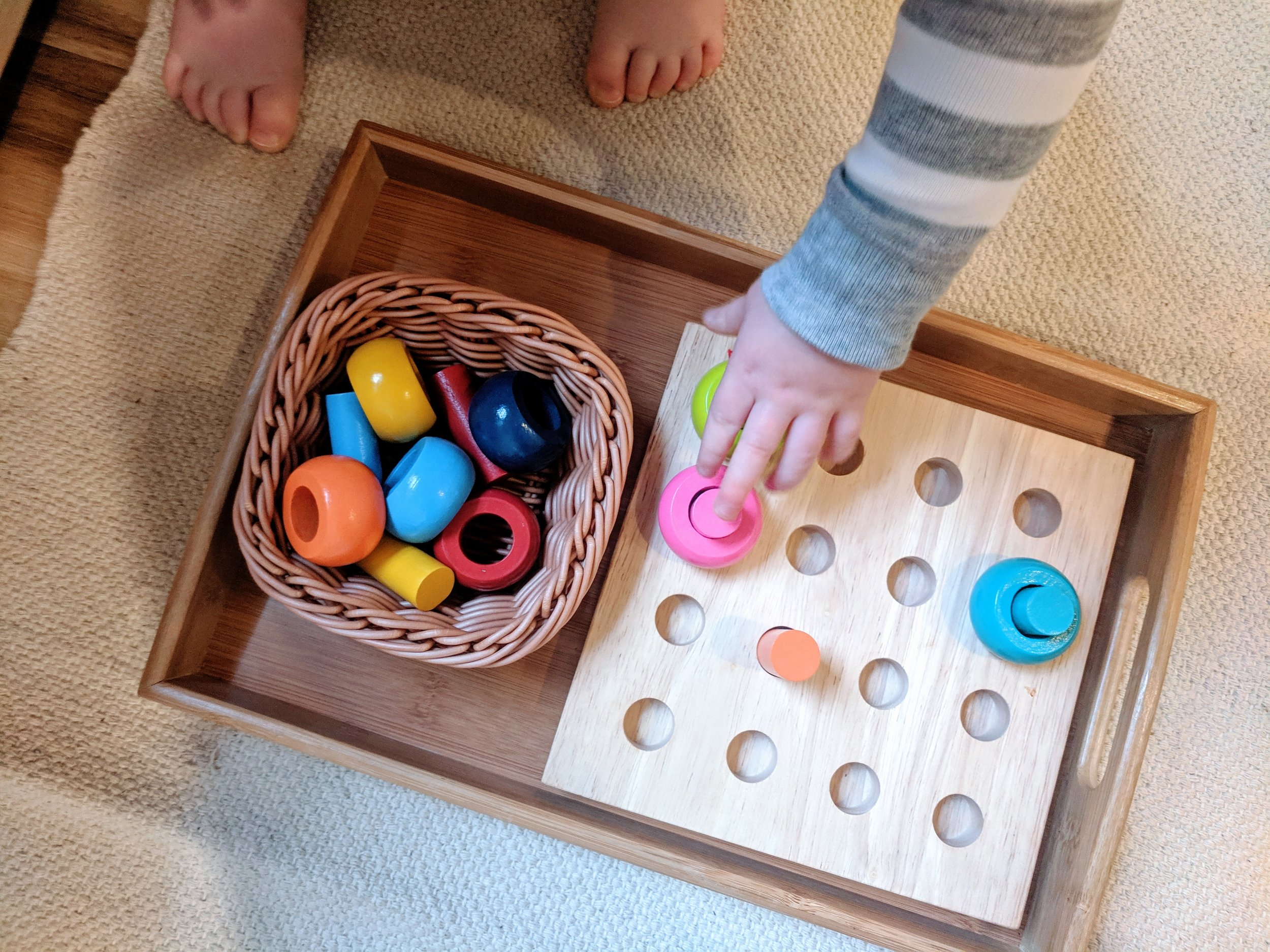 What Are Sensitive Periods? - Montessori in Real Life