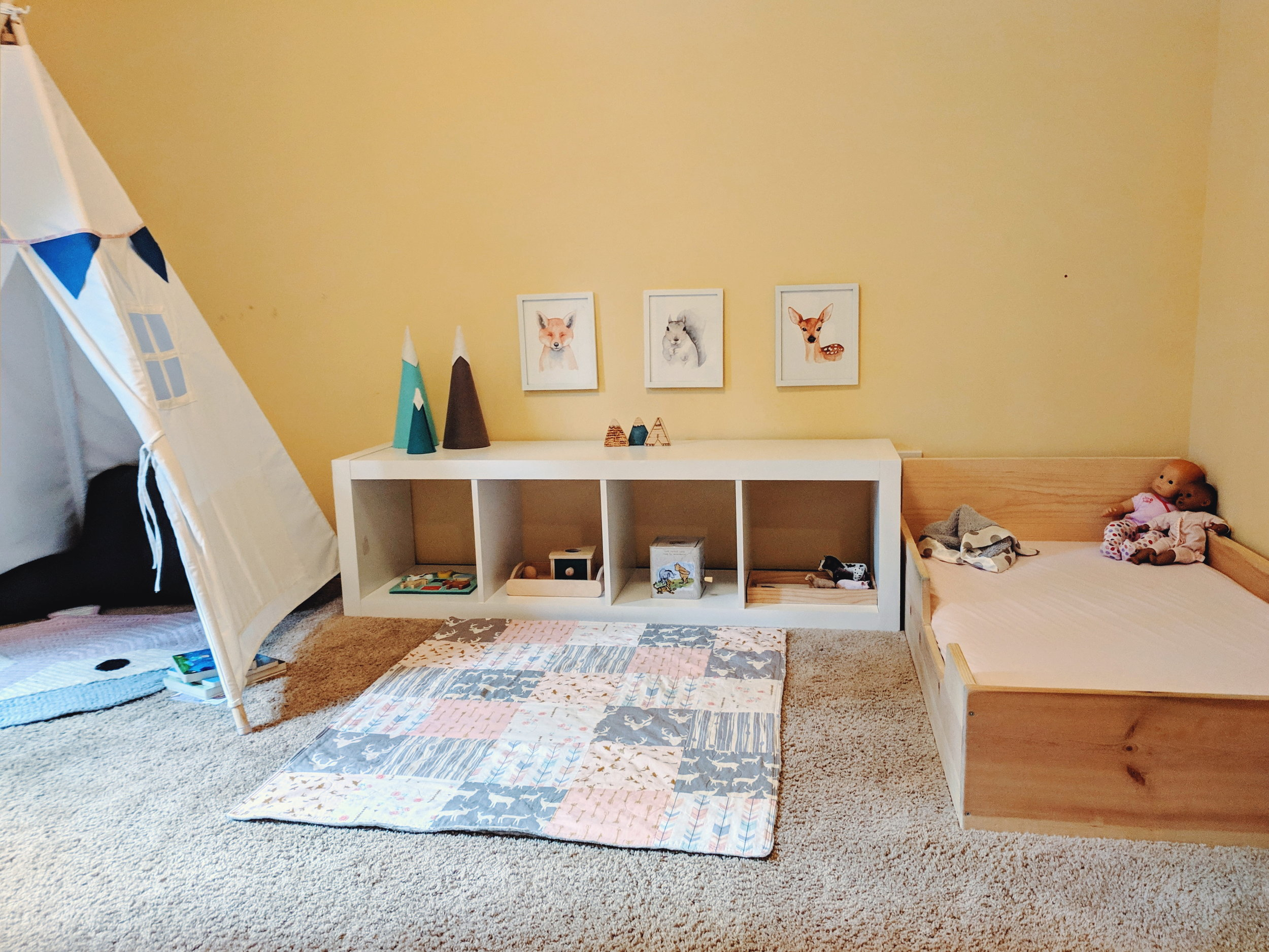 Becoming a Big Sister - Montessori in Real Life