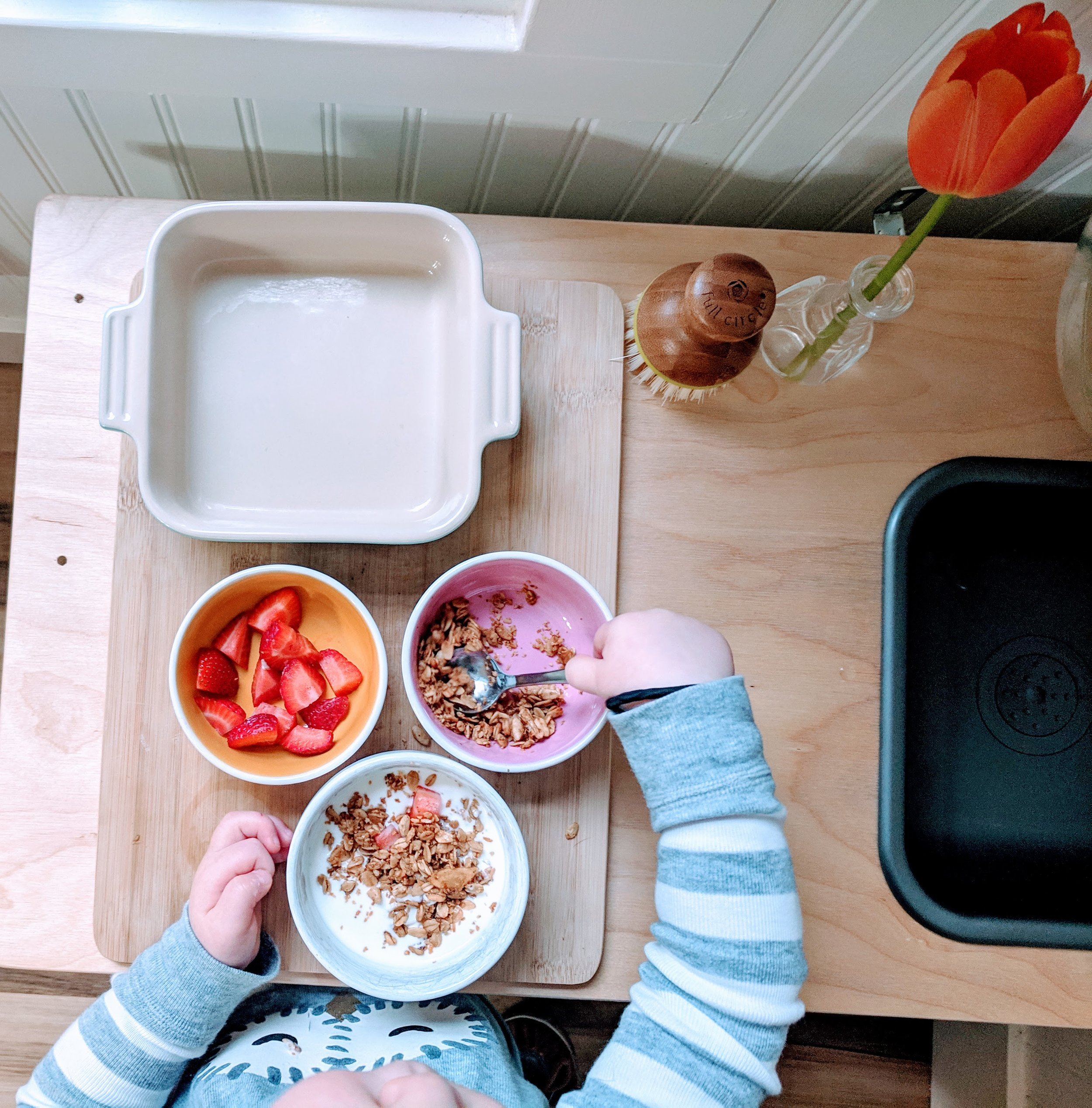 Plant-Based Toddler Recipes - Montessori in Real Life