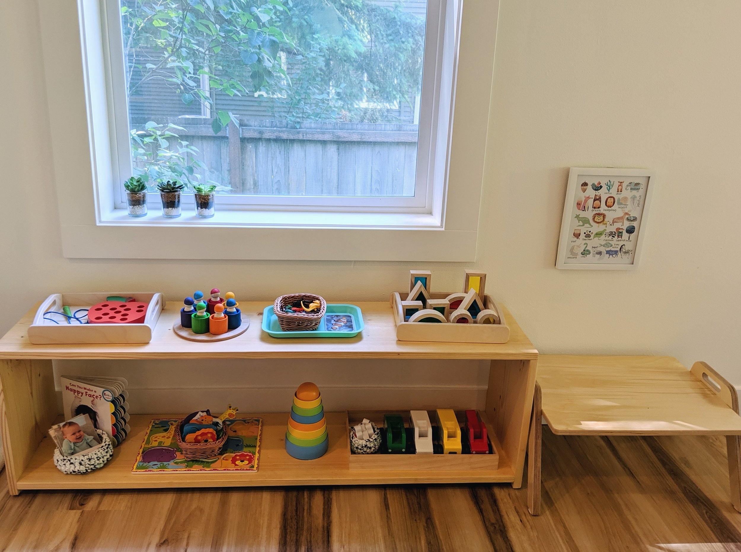 Montessori in Real Life