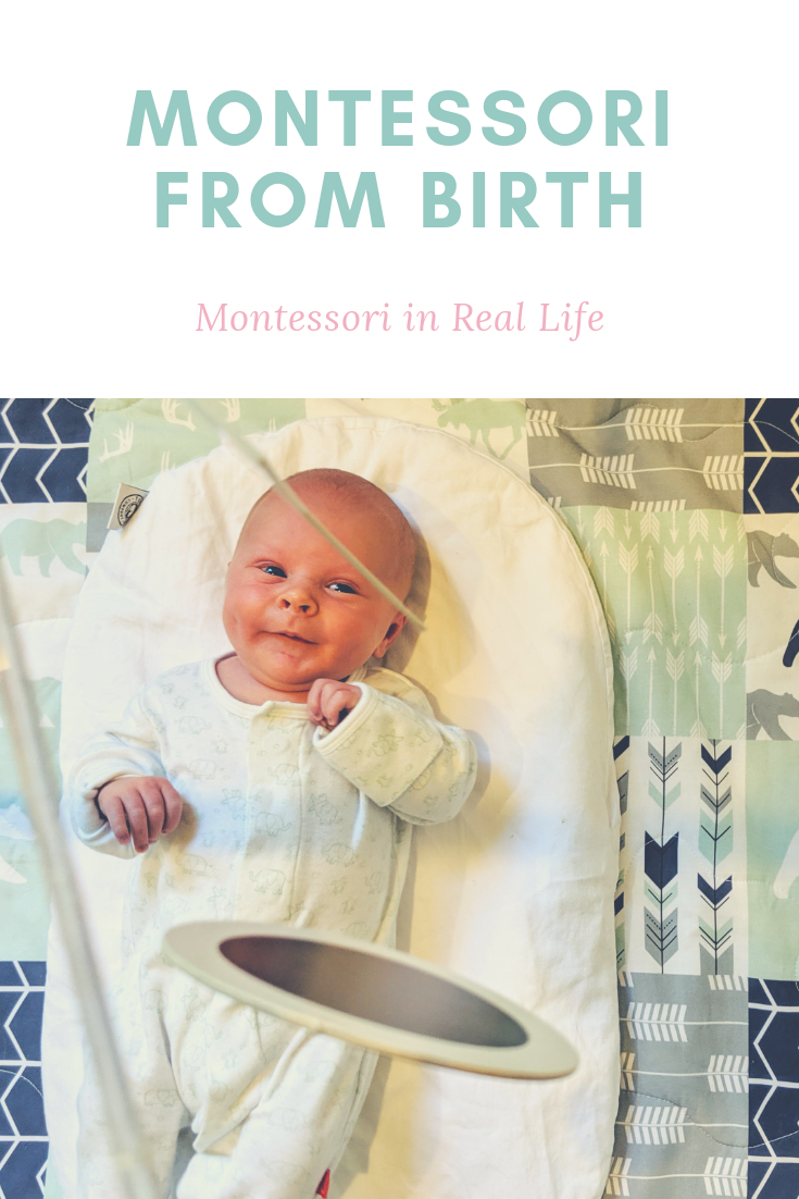 Montessori from Birth - Montessori in Real Life