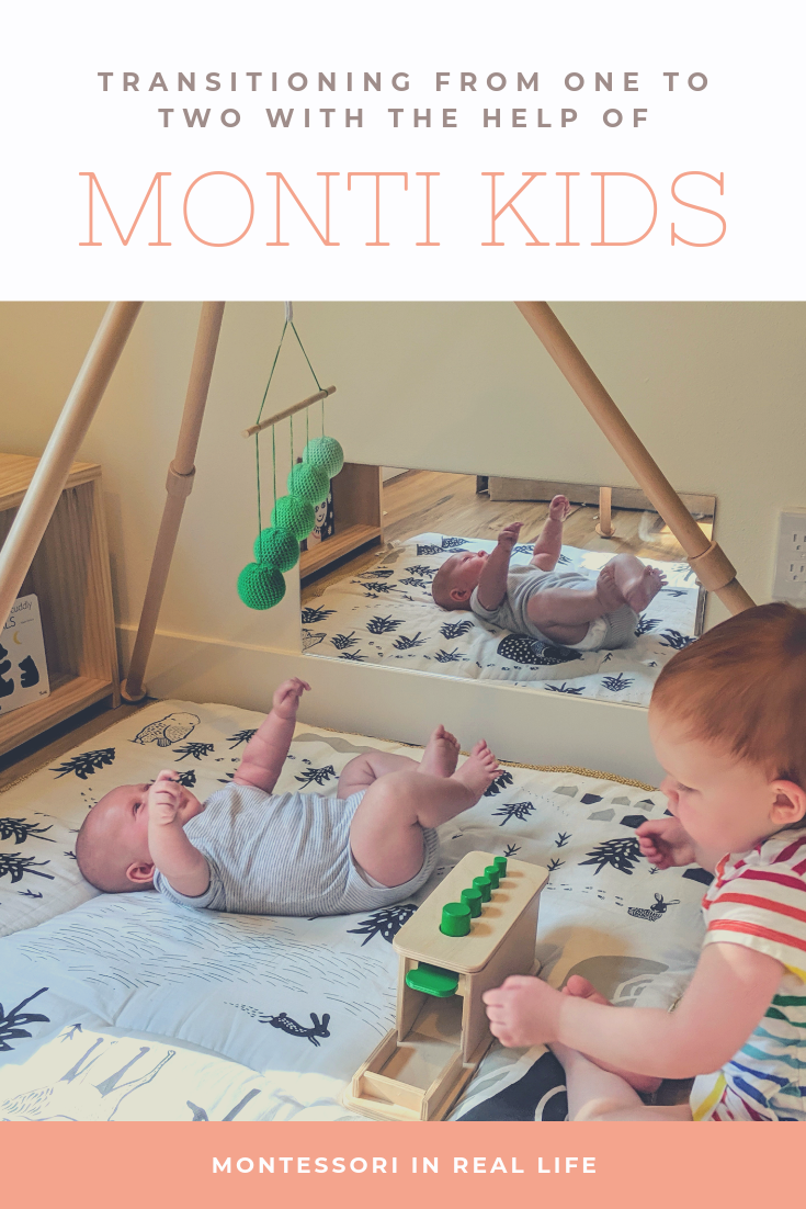 From One to Two with Monti Kids - Montessori in Real Life