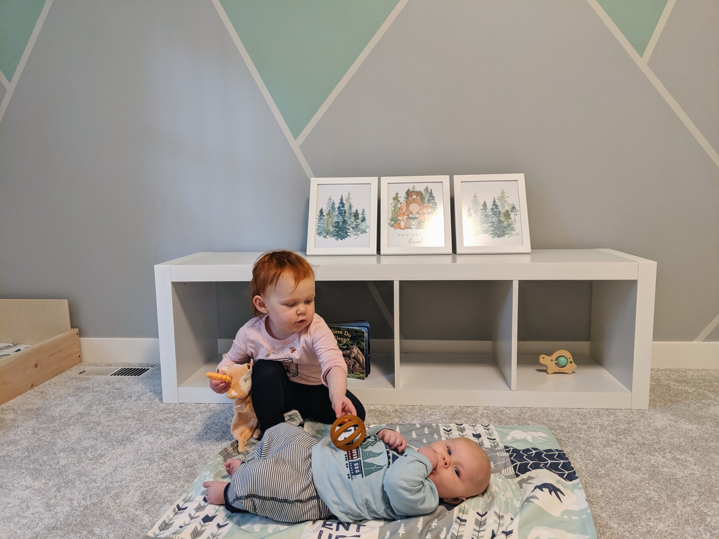 Our Montessori Mountain Nursery - Montessori in Real Life