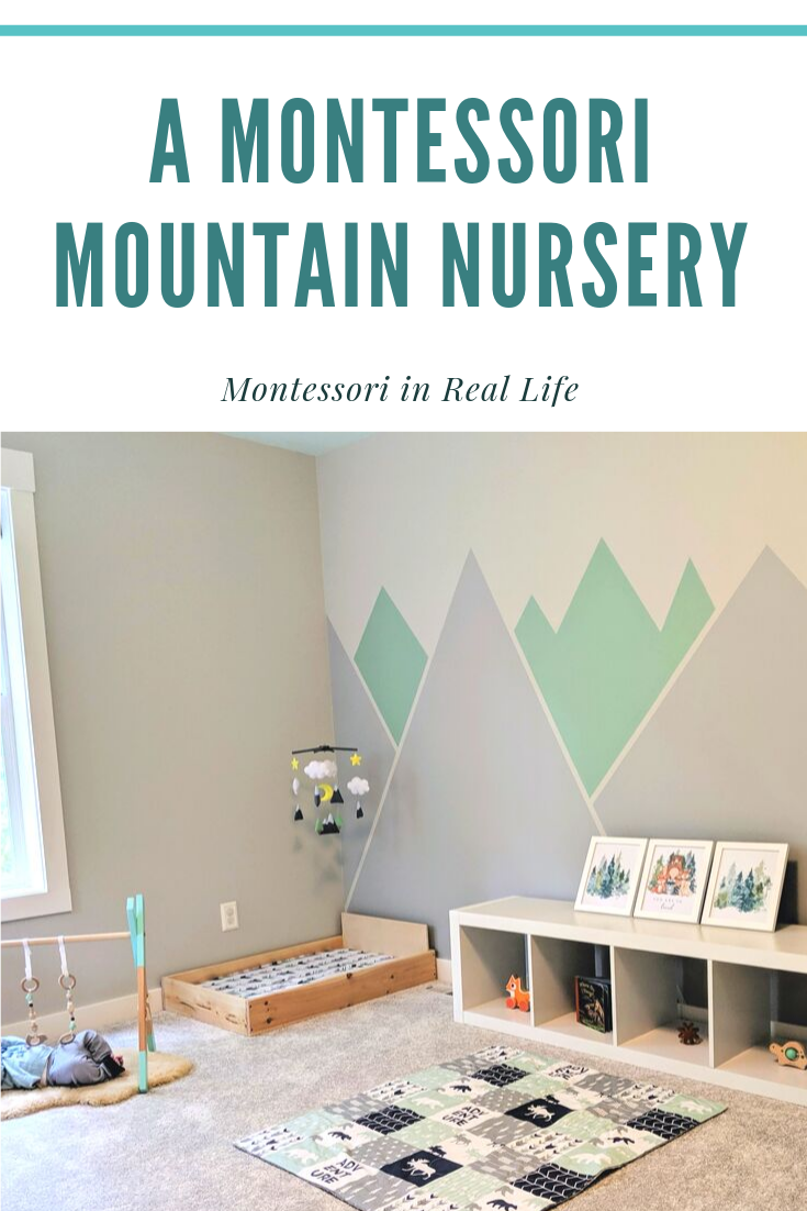 A Montessori Mountain Nursery - Montessori in Real Life