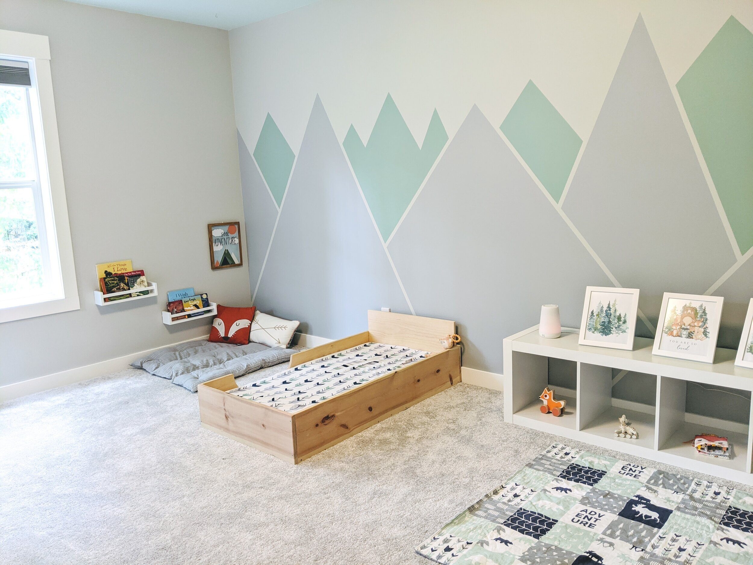 Floor Bed Blog Montessori In Real Life