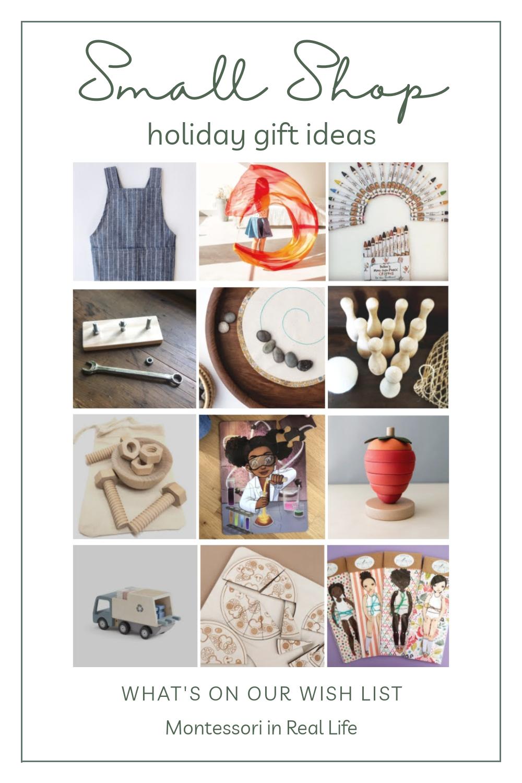 shop small — Blog — Montessori in Real Life