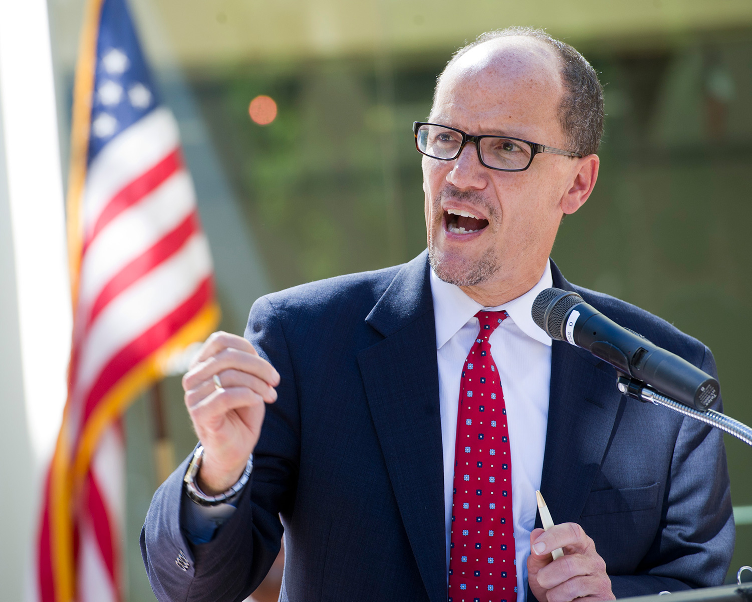TOM PEREZ, Secretary of Labor