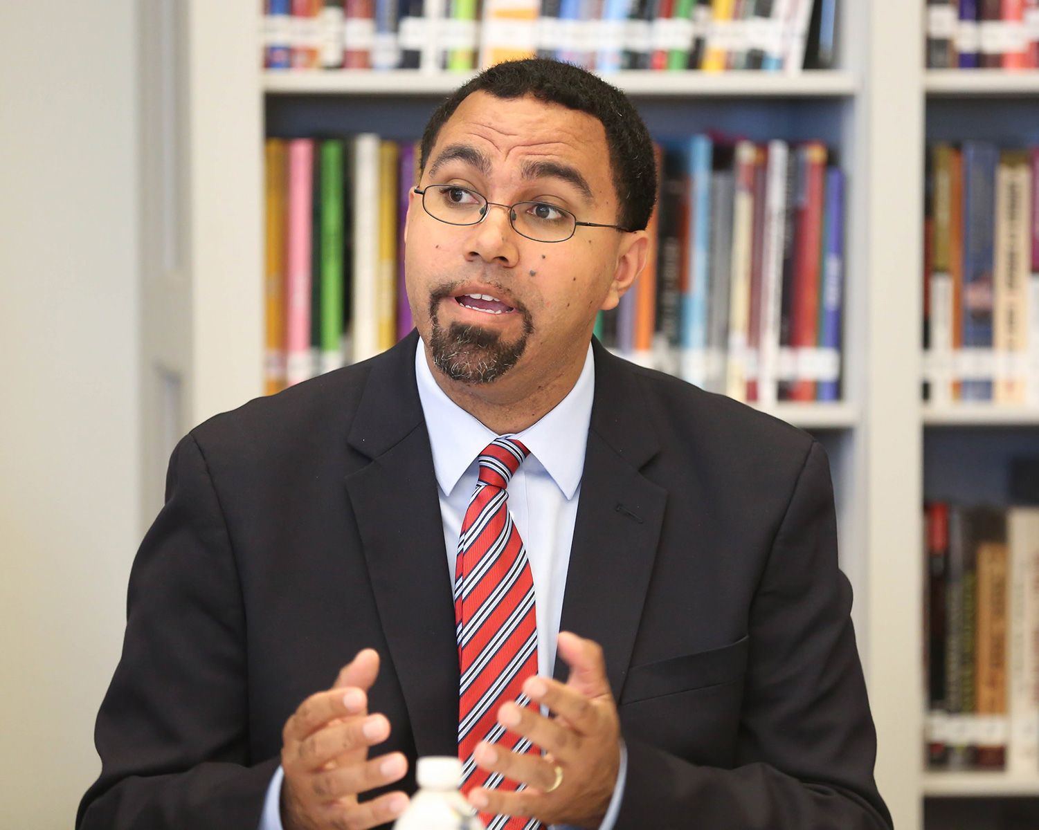 JOHN KING JR., Secretary of Education