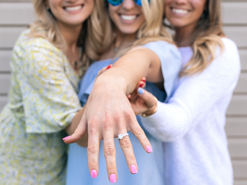 Host Your Special Event With Us - Lily & Roo Nail Salon, Kitsilano, Vancouver (BC)