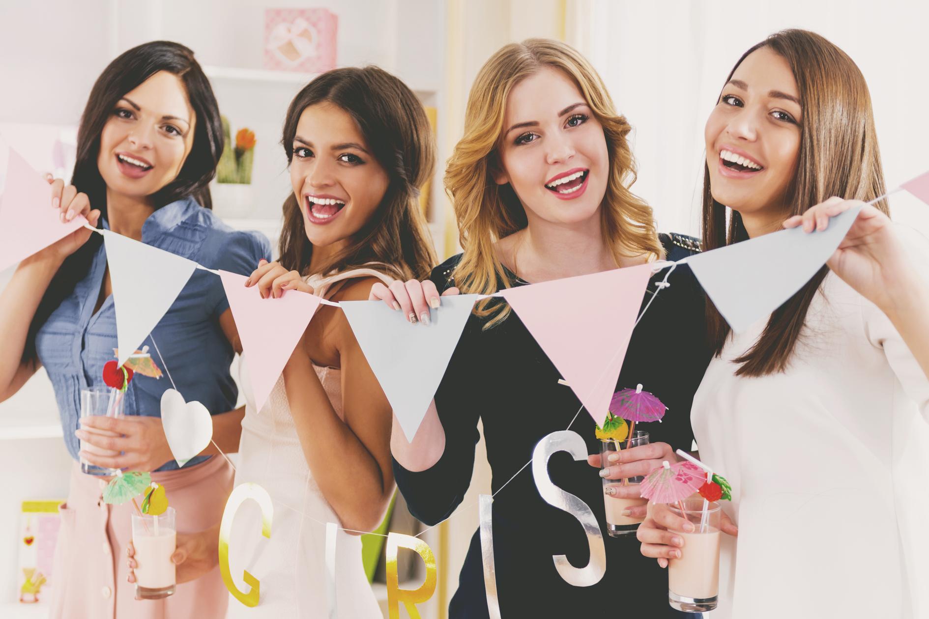 Host Your Bridal Party Here - Lily & Roo Nail Salon, Kitsilano, Vancouver (BC)