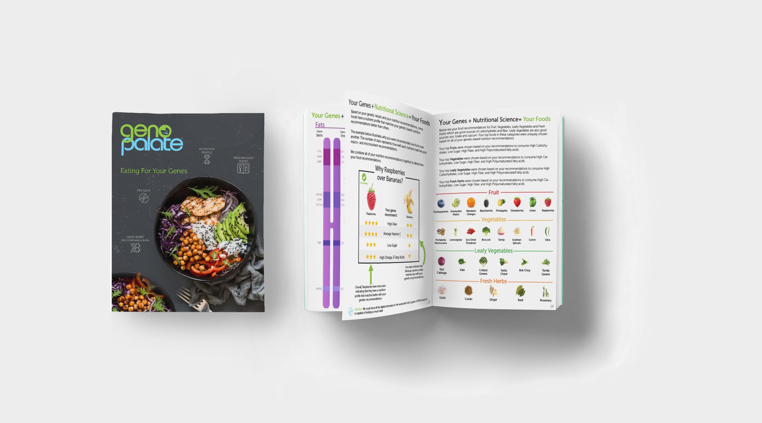 Report Booklet