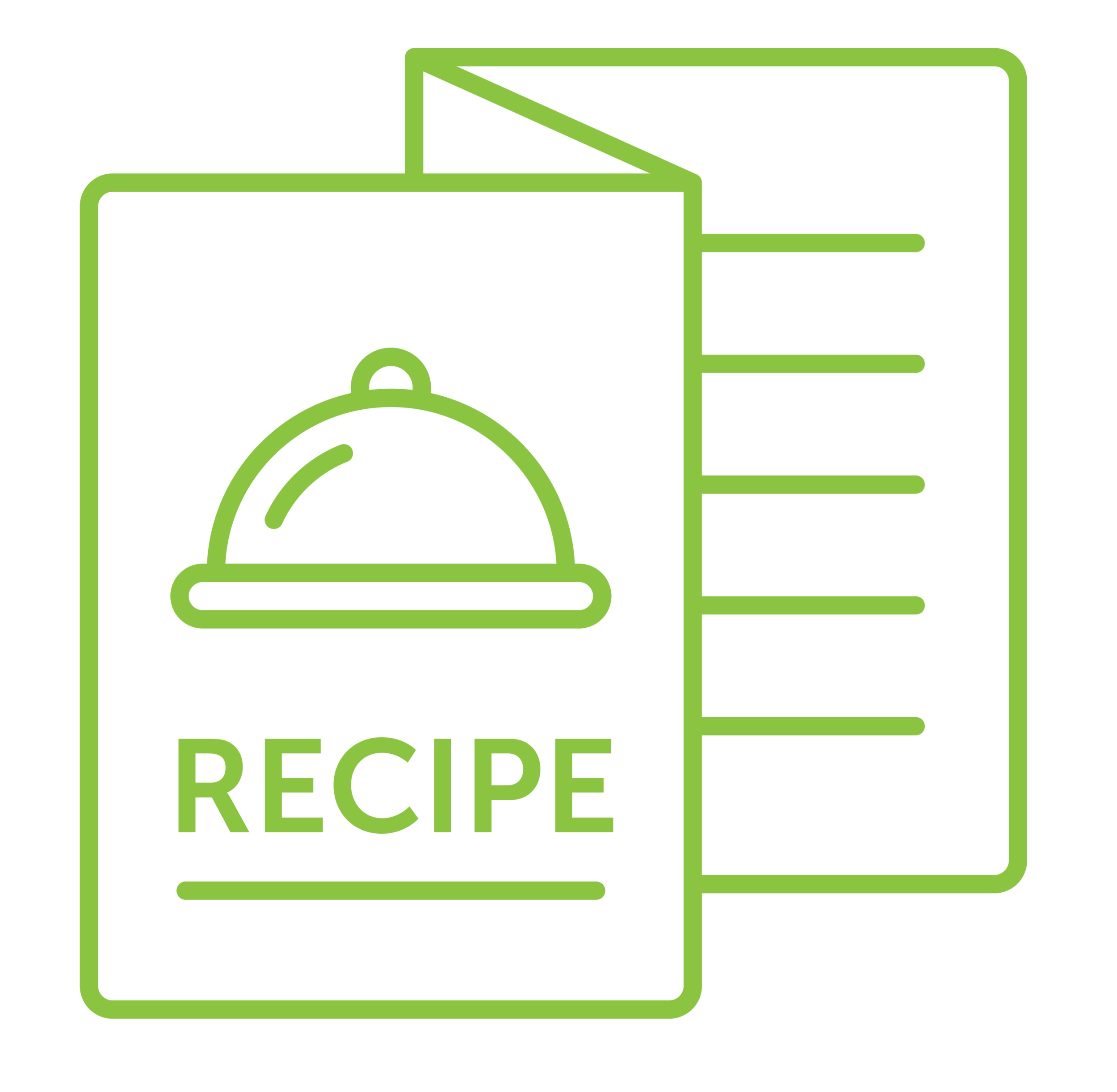 Personalized Recipes -