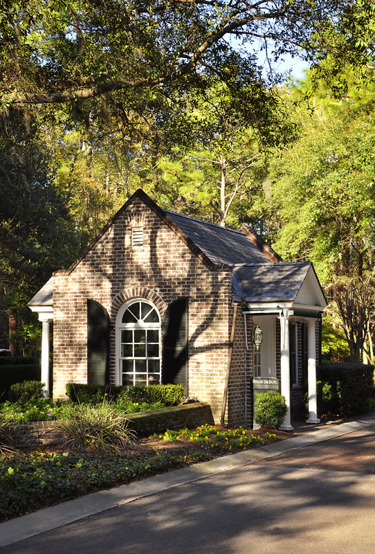 Colleton River Gatehouse