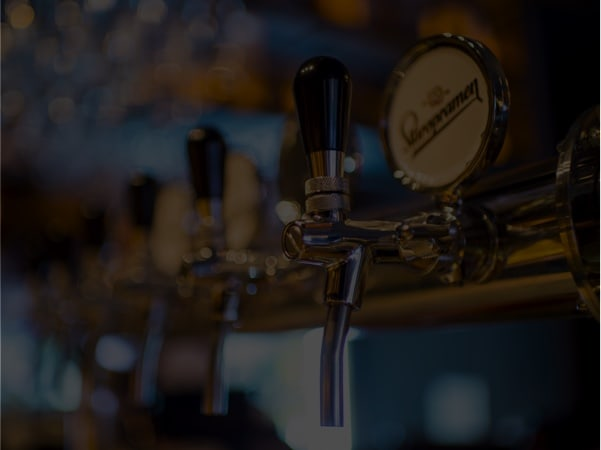 Pour - Enjoy our wide assortment of drinks on tap. We don't call ourselves the Pourhouse for nothing!