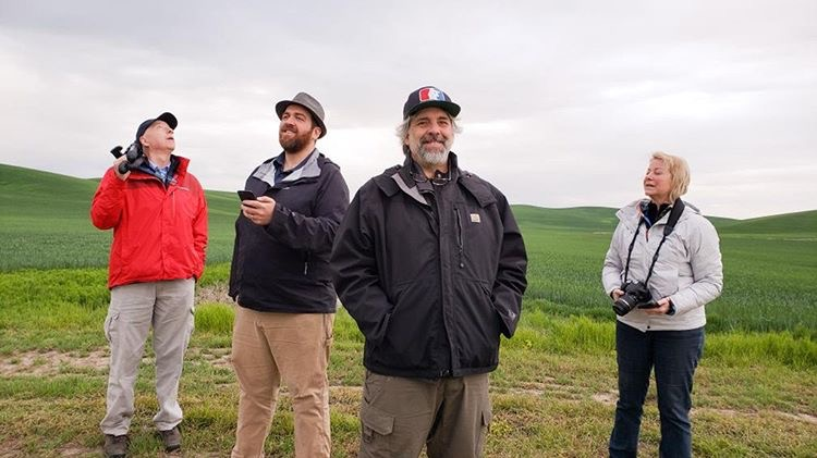 Palouse Washington Group Photo Tour/Adventure - May 2018