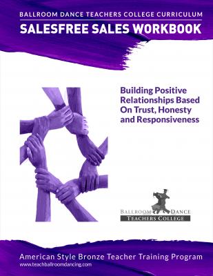 SalesFree Sales workbook & Training Course