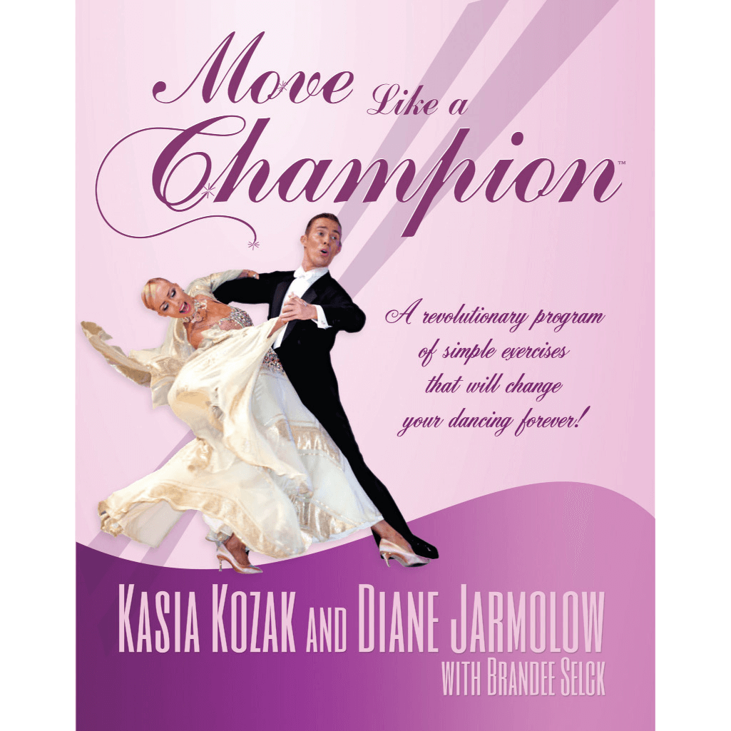 Move Like a CHampion Book & DVD Set