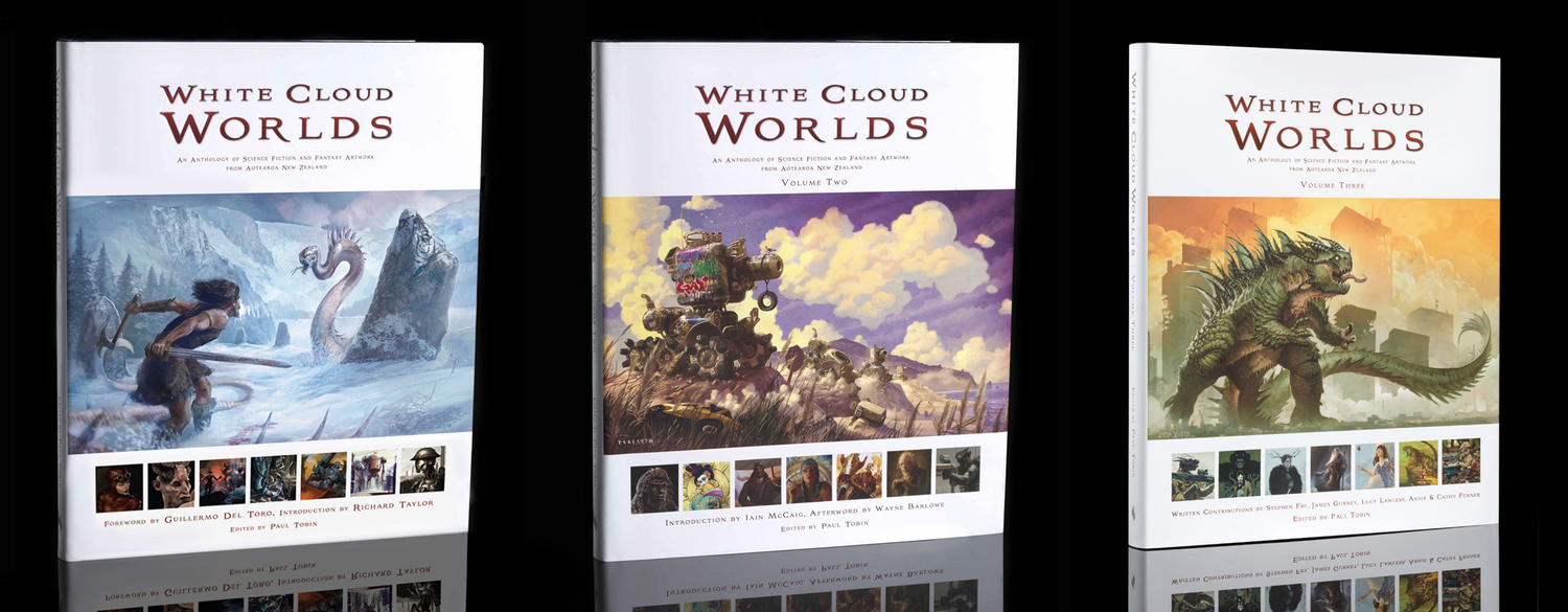 The WHITE CLOUD WORLDS book series